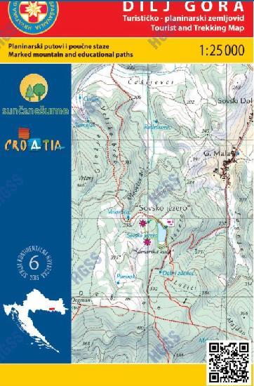 Iglusport Hrvatska Karte